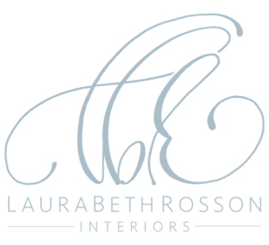 LauraBeth Rosson Interiors Logo